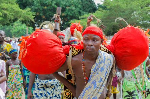 Article : Mort de George Floyd : le vaudou réclame justice au Bénin